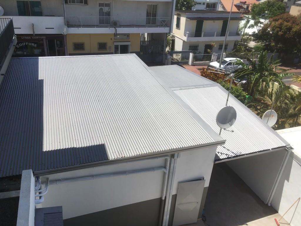 Rénovation de toiture à Saint-Pierre à La Réunion 974 | Réunion Toiture