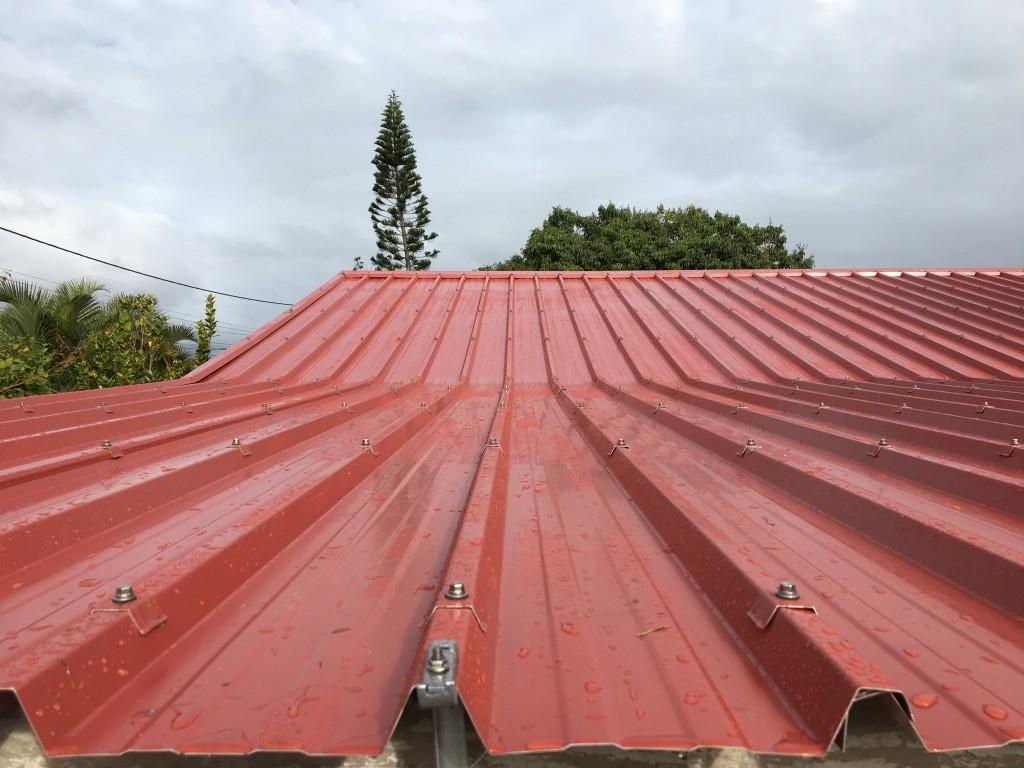 Réunion toiture à Saint-Pierre, La Réunion 974