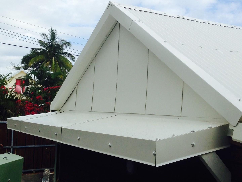 modèles de tôle utilisables à Saint-Pierre à La Réunion 974 | Réunion Toiture